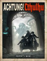 Acthung!Cthulhu goes Kickstarter! by DimMartin