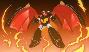 Shin Mazinger by vagrantheart7