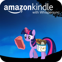Twilight Kindle by DrZurnPhD