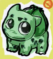 Bulbasaur by LeniProduction