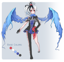 -5- Adoptable Auction! [CLOSED] by MayuAdopts