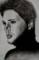 Jensen Ackles Dean Winchester by Maarel