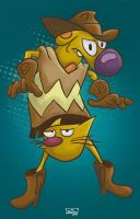 My name is Dog... Catdog by Pervert-pop