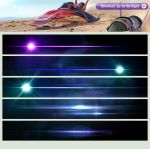 High Resolution Lens Flares for Photoshop by pixelstains