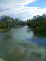 Above the weir by gnostalgia4infinity