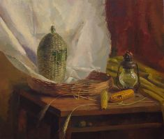 Still life painting by morda-creap