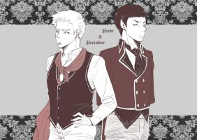 ST: Pride and Prejudice by CanneDeBonbon