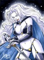 PSC - Lady Death by aimo