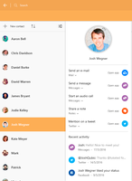 Qubic 3 Preview: Social Hub + New icons by lukeled