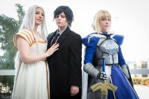 Fate Zero Cosplay by VariaK