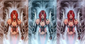 Bloodrayne-red-colors by ErikVonLehmann