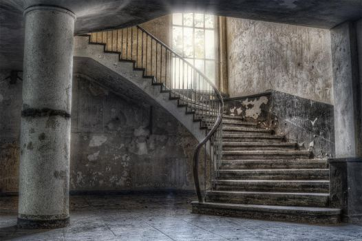 Ghost Town (Germany) HDR3 by Caine-Design