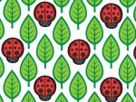 Ladybird pattern by bethydesigns