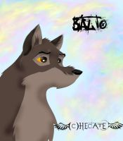 -Balto- by hecatehell
