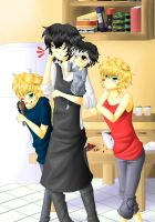 Like an unspeakable family by Lyona-dono