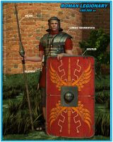 THE ROMAN LEGIONARY by NEWATLAS7