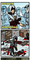 COMIX Live By The Creed by theEyZmaster