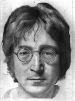 John Lennon by Remenance