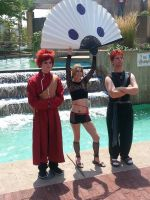 Naruto Gathering (Sunday) Sand Village 06 by TemariAtaje