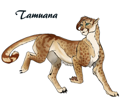 (closed!) Tamuana mate and mother tryout by CheeTree