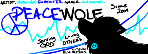 Facebook Page Cover - Updated by PeaceWolfLegacy