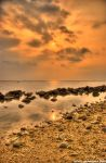 Orangish sunset by anind