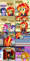 Mlp Eg Wake Up With A Monster Part 68 by Deidrax