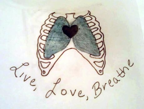 Live, Love, Breathe Tattoo by Life-Inspired-Artist