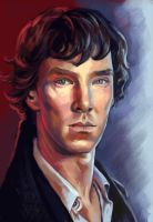 Just Sherlock by ladunya