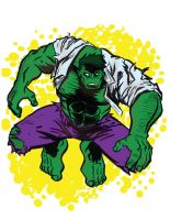 Hulk by warnoon