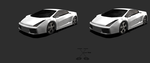 Stereoscopic Car by Antscape