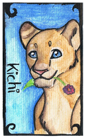 -ACEO- Kichi by Shainton