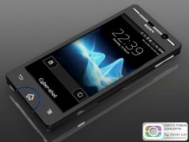 Sony CX concept by reeflotz