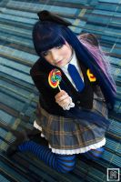 Stocking Anarchy | Panty and Stocking by m-squaredphotography