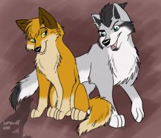 Hey There, Good Lookin' by lone-wolf-666