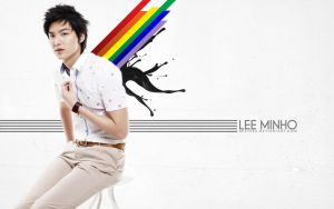 Lee Min Ho Wallpaper I by Dextera