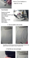 Bunny Ear Tutorial by Ronigirl