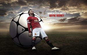 Rooney wallpaper by youssefqusry