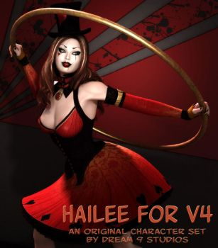 D9S Hailee by dream9studios