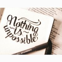 Nothing is unpossible by lynxiepham