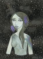 Sibyl of Inner and Outer Space by bethywilliams