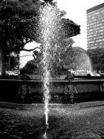Fountain I by karateforkane