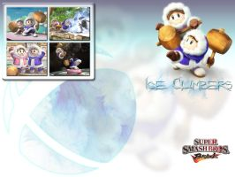Ice Climbers Wallpaper by BinAly