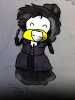 Bellatrix Penguin by dancephd