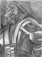 Darth Vader by Theamat