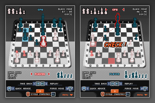Chess by Isfet