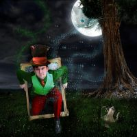 We are all Mad here... by RazorxBladexPhotos