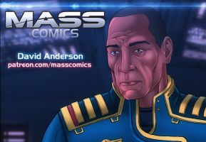 David Anderson by masscomics