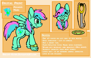 Updated Digital Reference by Biscuit-Rawr