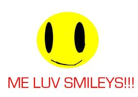 ME LUV SMILEYS by Sam400